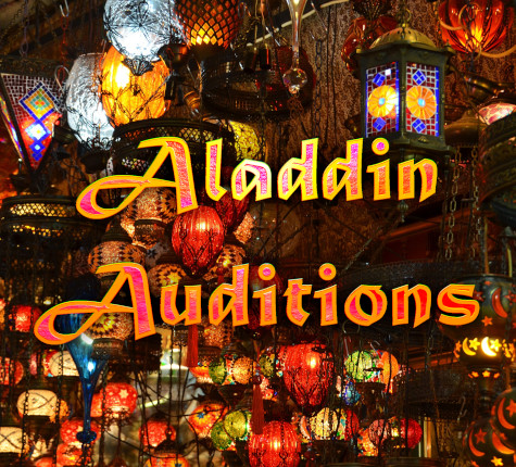 Aladdin Auditions