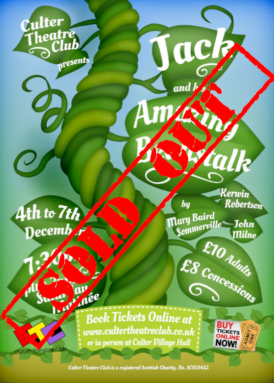 Jack and his Amazing Beanstalk Poster